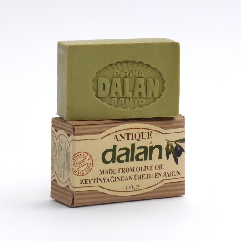 Dalan Antique Turkish Handmade Olive Oil Soap For Body