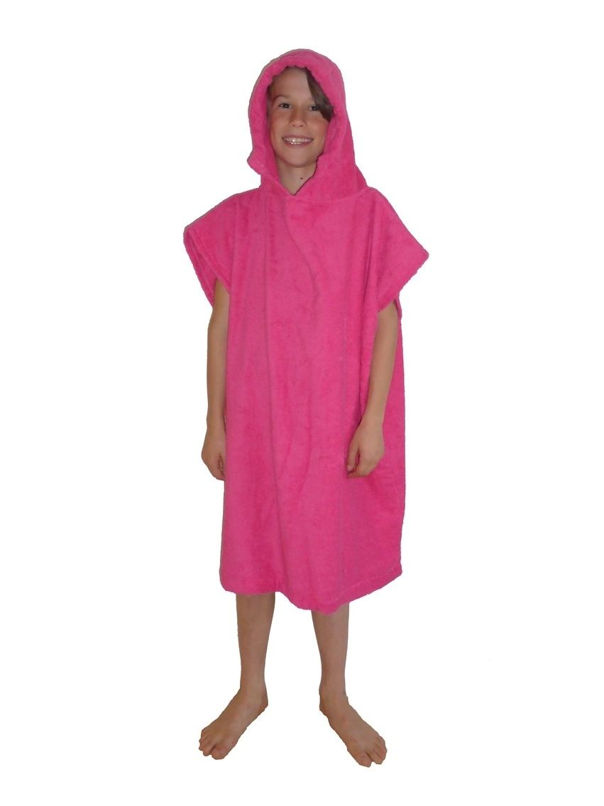Changing Robe Children S Hooded Water Sports Towelling 6 8