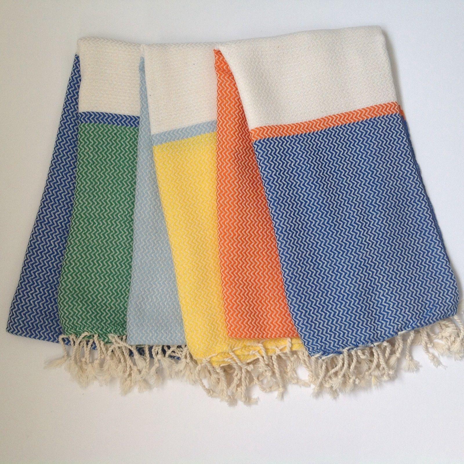 Turkish Towel Peshtemal 100 Cotton Lightweight