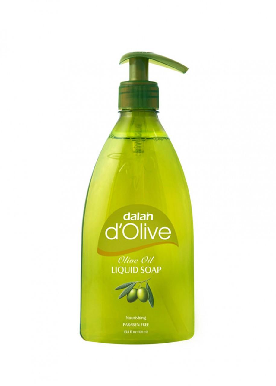 Dalan D Olive Liquid Hand Wash Soap Paraben Free Natural